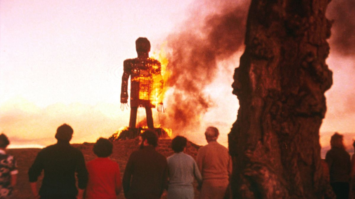 the wicker man folk horror