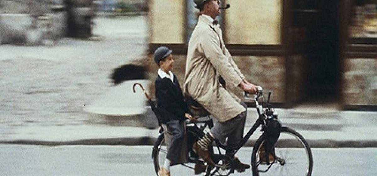 mon oncle recensione film