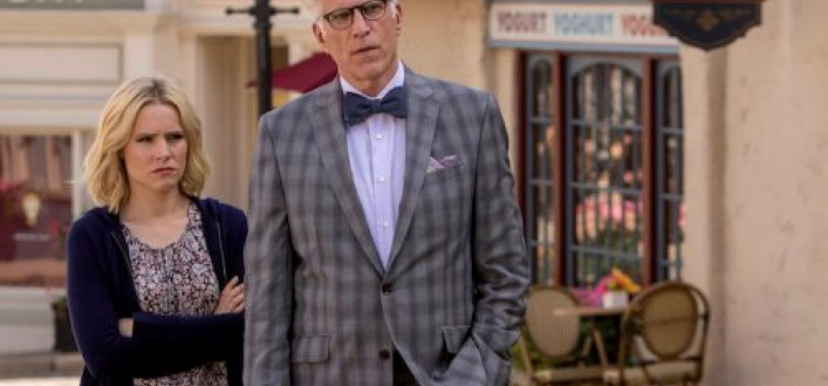 the good place recensione serie tv