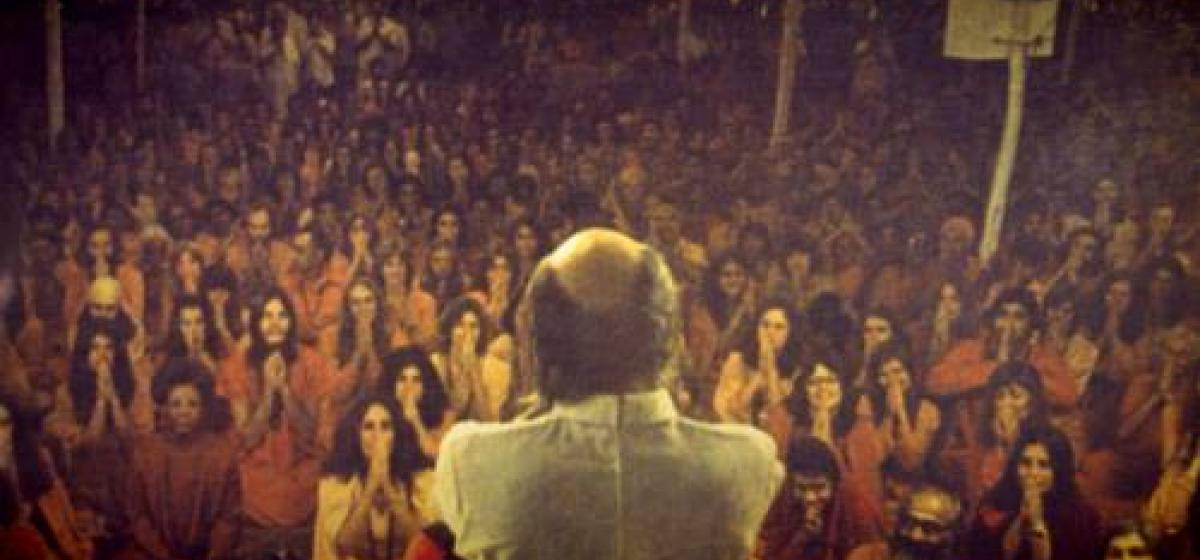 wild wild country recensione serie tv