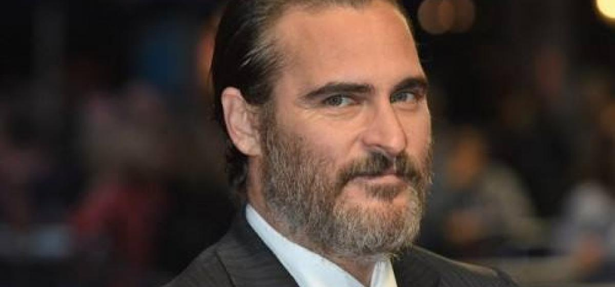 A Beautiful Day - Intervista con Joaquin Phoenix