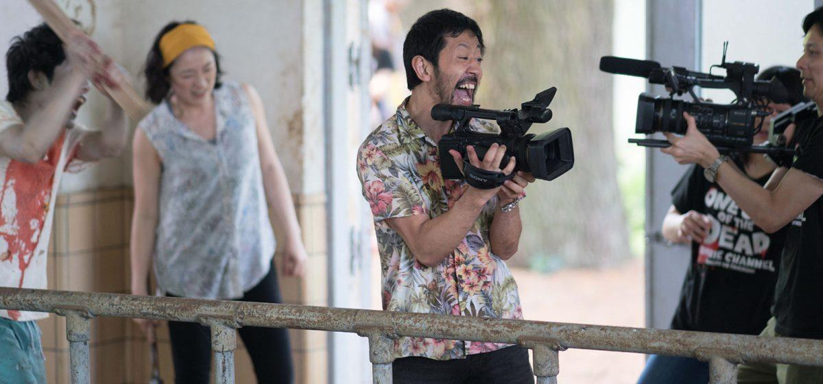 one cut of the dead - recensione film tucker