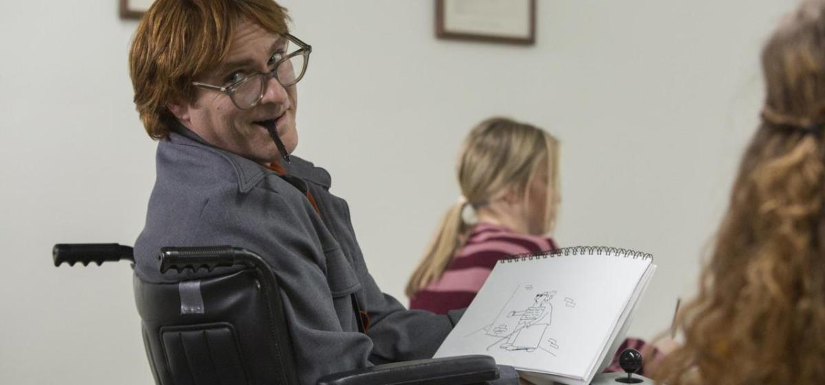 Don't Worry, He Won't Get Far On Foot - recensione film van sant amazon