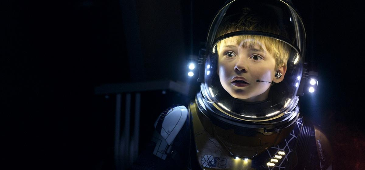 Lost in space - recensione serie tv netflix
