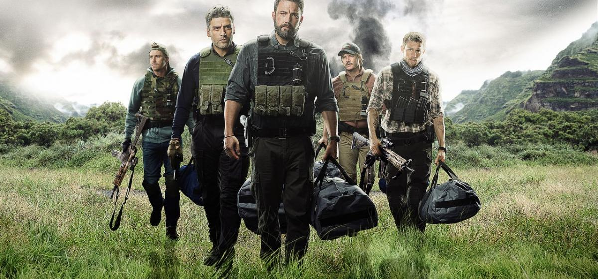 Triple frontier - recensione film chandor