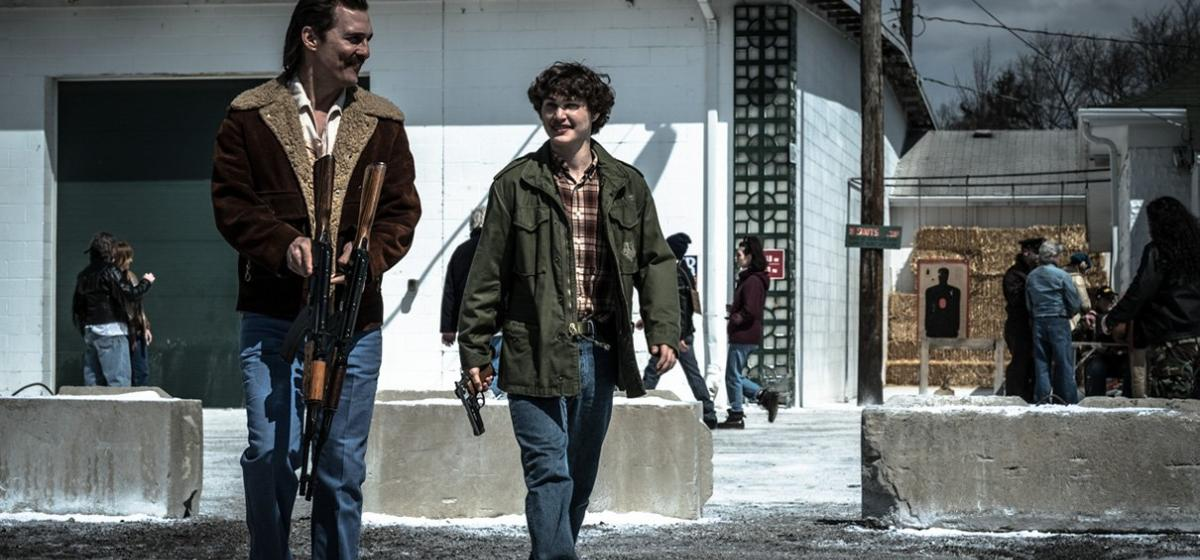 White Boy Rick - Recensione film Demange