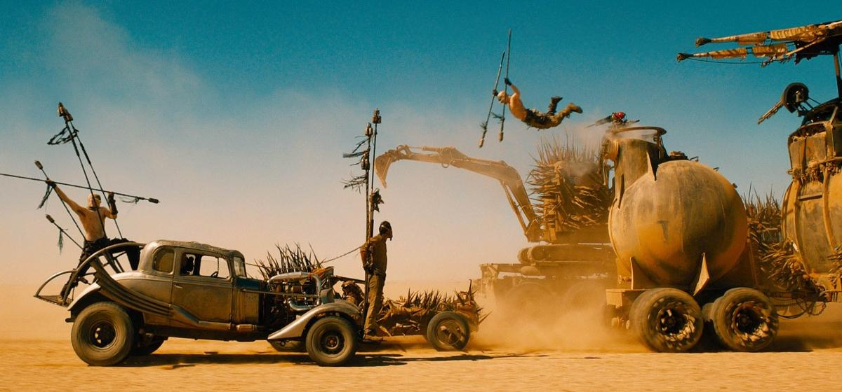 mad max fury road - recensione film miller