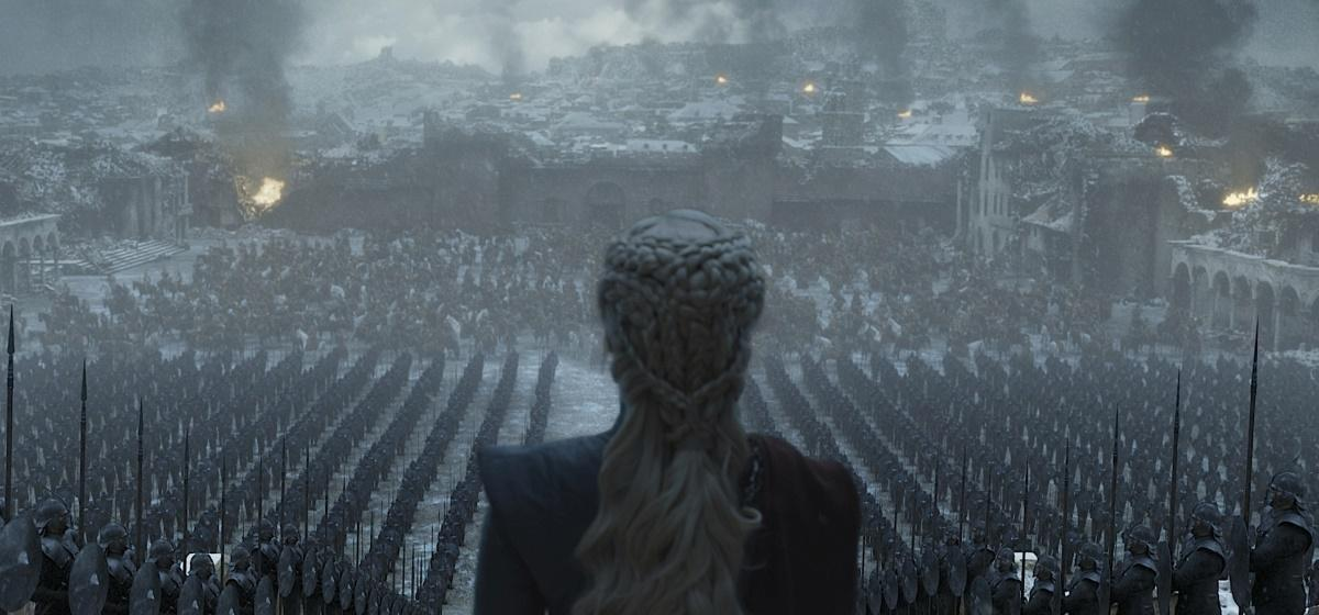 recensione serie tv game of thrones finale di stagione