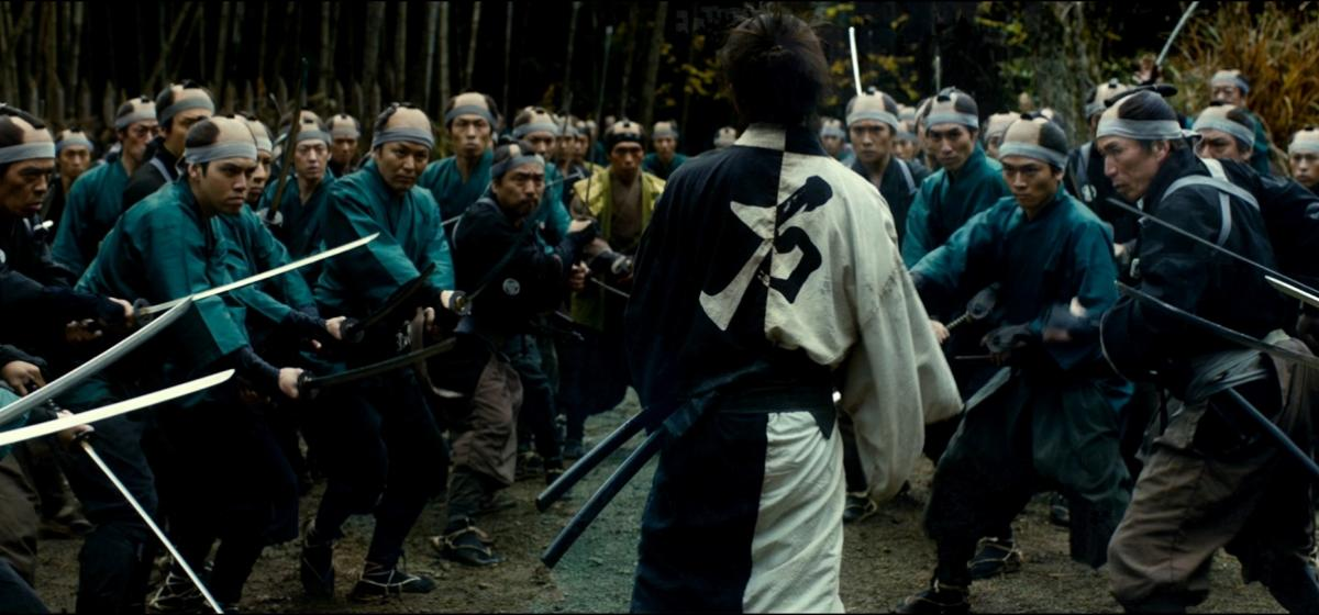 L'immortale blade of the immortal - recensione film miike